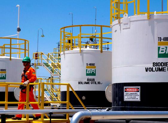 Rombo Petrobras Avaliação Valor Justo - Índice