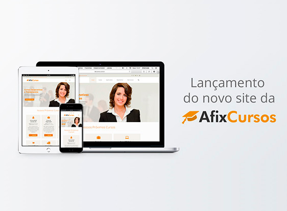 Grupo Afixcode Site Afixcursos - Indice