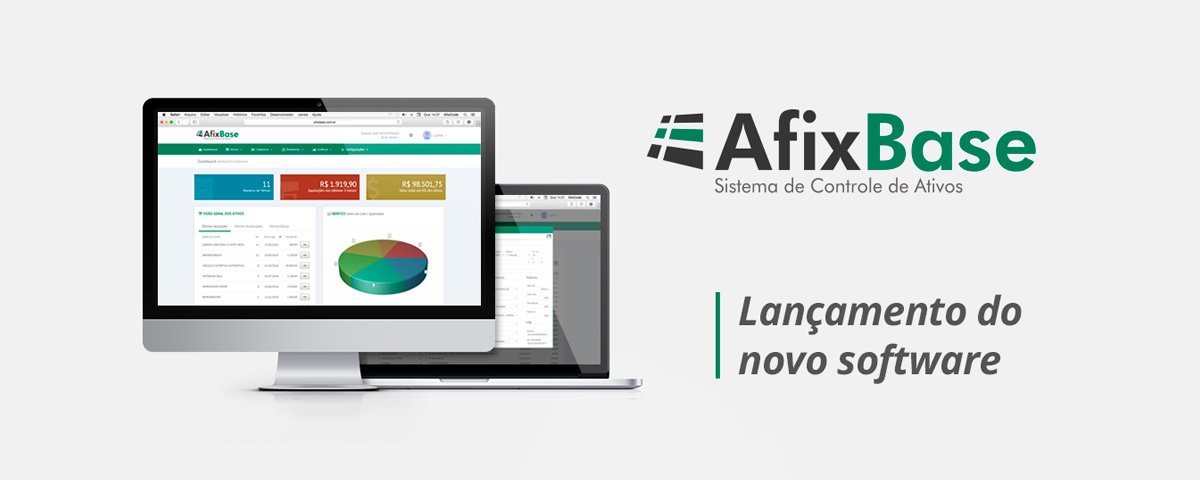 Grupo Afixcode Lança Software Afixbase - Destaque