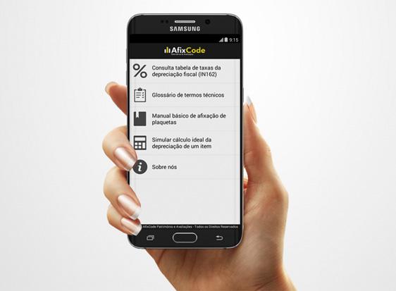 Afixcode Lança Aplicativo Guia Ativo - Indice