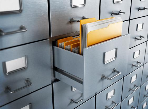 Guarda Documentos Fiscais Ativo Imobilizado - Indice