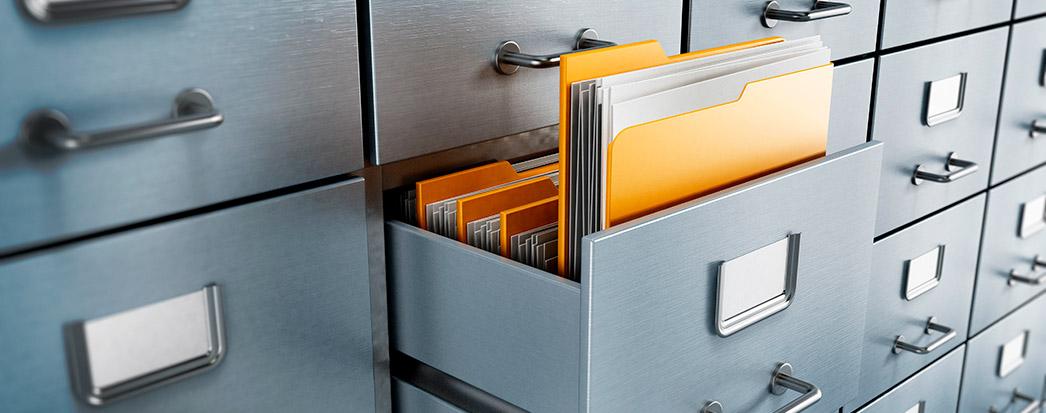 Guarda Documentos Fiscais Ativo Imobilizado - Destaque