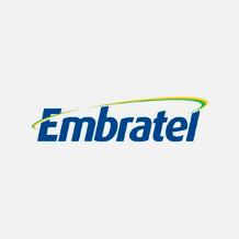 Logo Embratel Brasileira