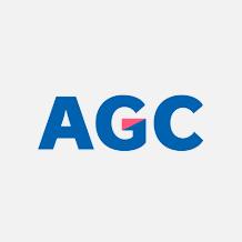 Logo AGC Brasil