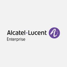 Logo Alcatel Brasil