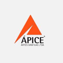 Logo Ápice Artes Gráficas