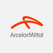 Logo Arcelor Mittal Brasil