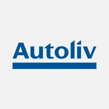 Logo Autoliv Brasil