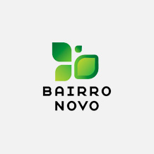 Logo Bairro Novo