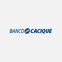 Logo Banco Cacique