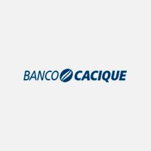 Logo Banco Cacique