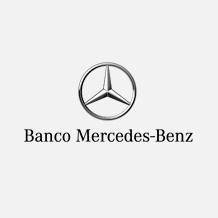 Logo Banco Mercedes Benz