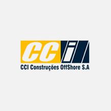 Logo CCI Construções