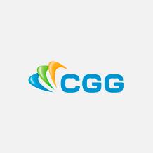 Logo CGG do Brasil