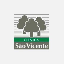 Logo Clínica São Vicente