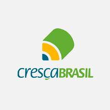 Logo Cresça Brasil