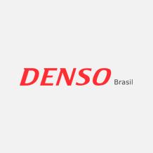Logo Denso Brasil