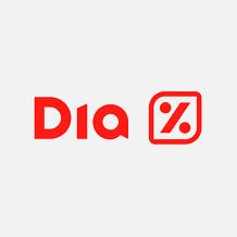 Logo Dia Supermercados