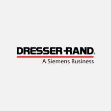 Logo Dresser Rand Brasil