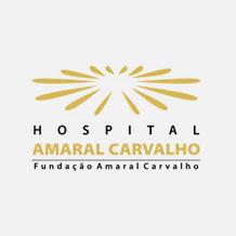 Logo Hospital Amaral Carvalho