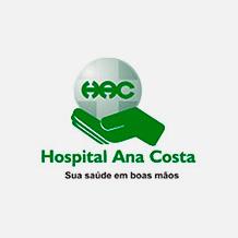 Logo Hospital Ana Costa