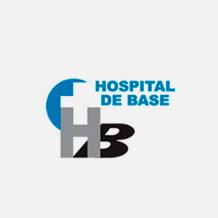 Logo Hospital de Base