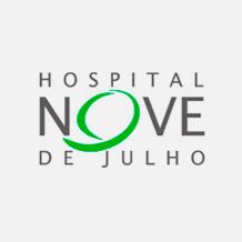 Logo Hospital Nove de Julho