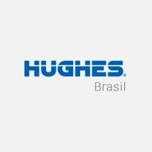 Logo Hughes Brasil