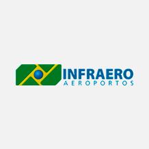 Logo Infraero