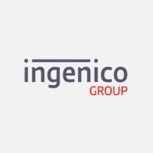 Logo Ingenico Brasil