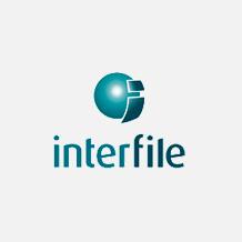 Logo Interfile Participações