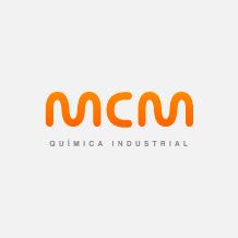 Logo MCM Química