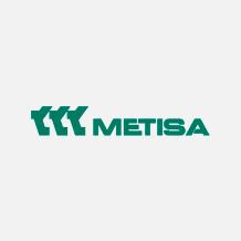 Logo Metisa Metalurgica