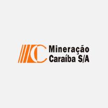 Logo Mineração Caraíba