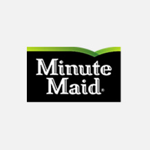 Logo Minute Maid Mais