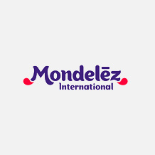 Logo Mondelez Brasil