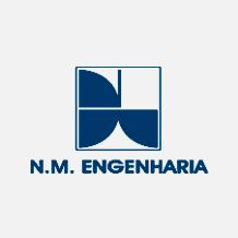 Logo N.M Engenharia