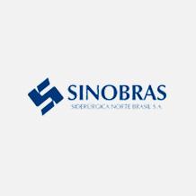 Logo Siderúrgica Sinobras