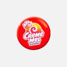 Logo Sorveteria Creme Mel