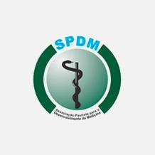 Logo SPDM Saúde
