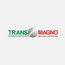 Logo Transmagno Transportes