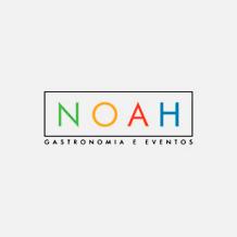 Logo NOAH Gastronomia