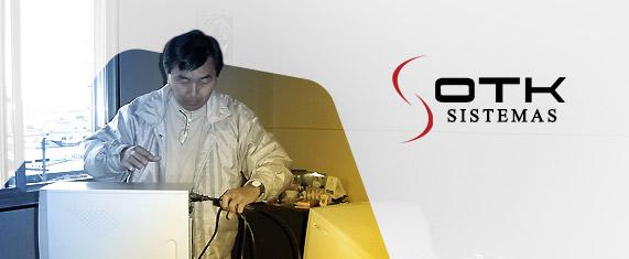 Histórico Afixcode - 2002 Fundação da OTK Sistemas