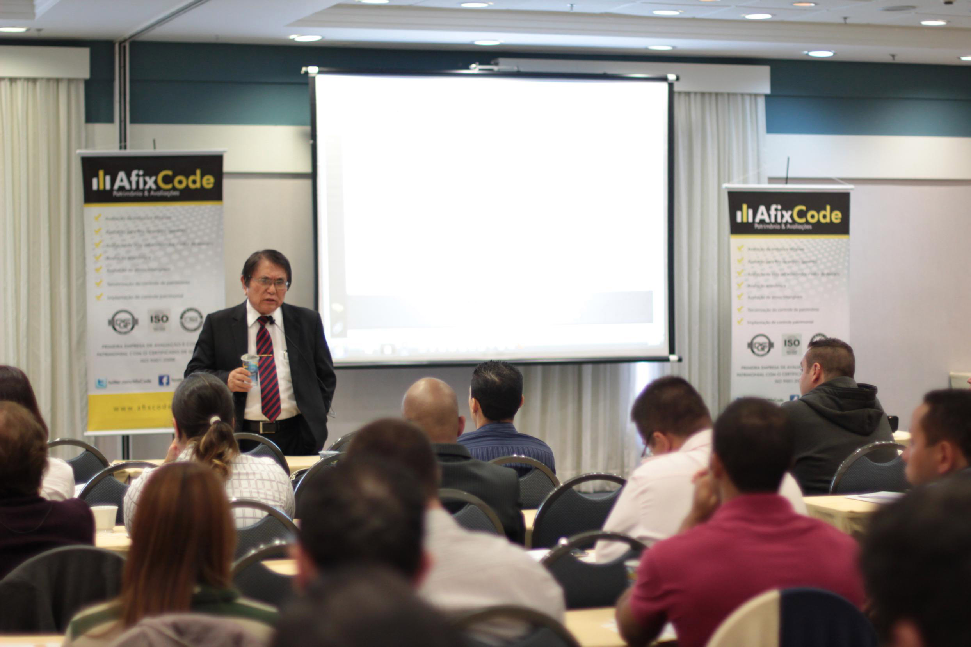 Afixcode Workshop sobre a Lei 11.638
