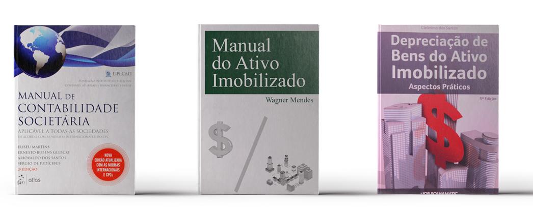 Livros de Contabilidade - Conteúdo