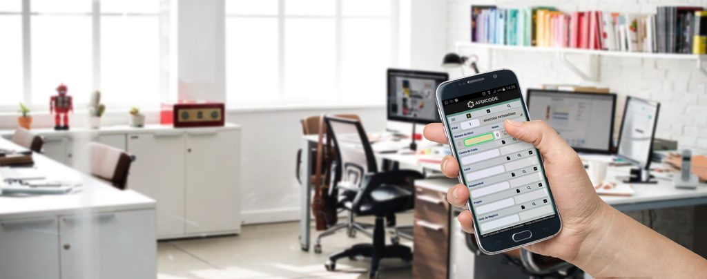 RFID no Controle Patrimonial - Software de Inventário