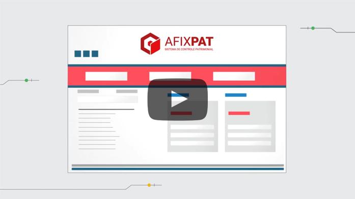 AfixPat - Sistema de Controle Patrimonial