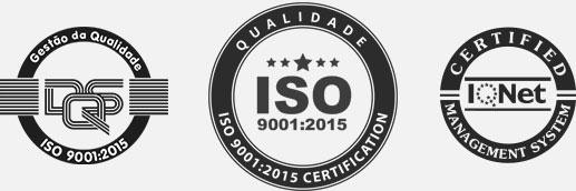 Selo de Qualidade ISO Afixcode